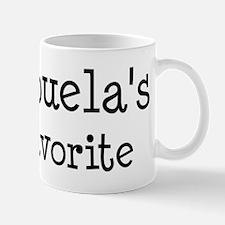 Abuela is my favorite Mug