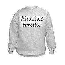 Abuela is my favorite Sweatshirt