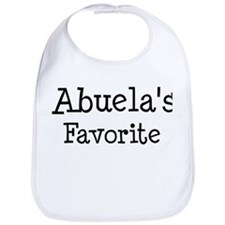 Abuela is my favorite Bib
