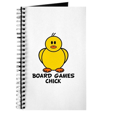 Board Games Chick Journal