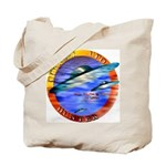 Official UFO Hunter Color Tote Bag