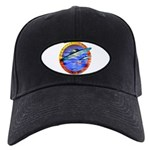 Official UFO Hunter Color Black Cap
