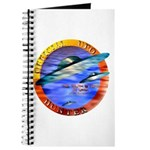 Official UFO Hunter Color Journal