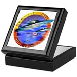 Official UFO Hunter Color Keepsake Box