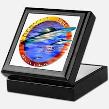 Official UFO Hunter Color Keepsake Box