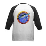 Official UFO Hunter Color Kids Baseball Jersey