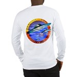 Official UFO Hunter Color Long Sleeve T-Shirt