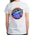 Official UFO Hunter Color Women's T-Shirt