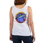 Official UFO Hunter Color Women's Tank Top