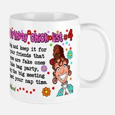 Twisted Sister Chicklist #4 Mug