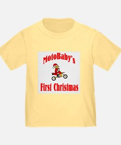 MotoBaby's First Christmas T