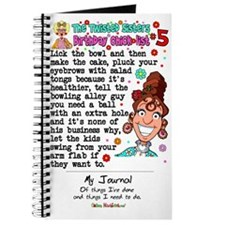 Twisted Sister Chicklist #5 Journal