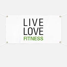 Live Love Fitness Banner