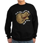 The Air Guitar Sweatshirt (dark)