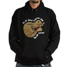 The Air Guitar Hoodie