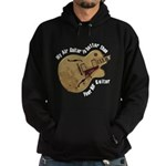 The Air Guitar Hoodie (dark)
