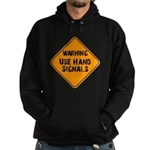 Sign Up to This Hoodie (dark)