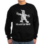 The Mummy's Girl Sweatshirt (dark)
