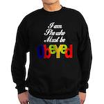 Her Sweatshirt (dark)