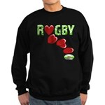 The Rugby Rush Sweatshirt (dark)