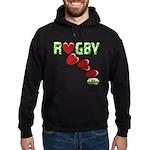 The Rugby Rush Hoodie (dark)