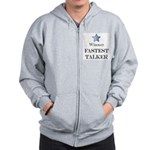 The ..Err. What-Was-That Awar Zip Hoodie