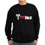 The Twins Sweatshirt (dark)