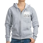 The Man's Work Women's Zip Hoodie