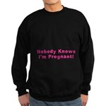 Let Them Know with this Sweatshirt (dark)