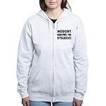 Nodoby's Women's Zip Hoodie