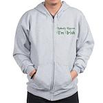 The Irish Zip Hoodie