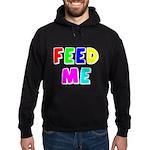The Feed Me Hoodie (dark)