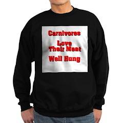 The Carnivore's Sweatshirt