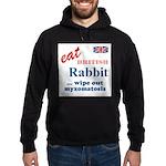 The Bunny Hoodie (dark)
