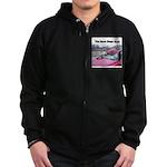 Hunter Gatherer Zip Hoodie (dark)