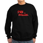 Blame your Freinds with this Sweatshirt (dark)