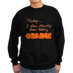 The Food Colored Sweatshirt (dark)