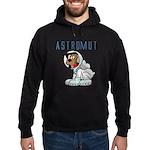 Astromut Sr.'s Hoodie (dark)