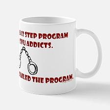 12 Step SVU Program Mug