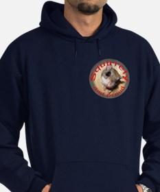 Squirrely and Proud Hoodie (dark)