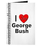 I Love George Bush Journal
