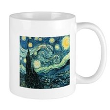 Starry Night Small Mug