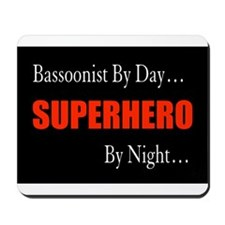 Bassoonist Gift Mousepad