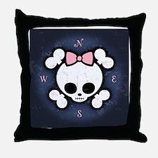 Molly II-np Throw Pillow