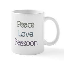 Bassoonist Gift Small Mug