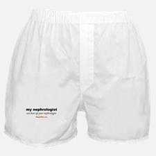 My Kidney Doctor Boxer Shorts