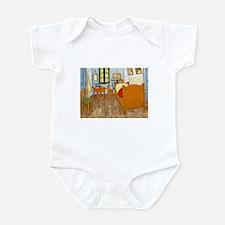 Room At Arles Infant Bodysuit