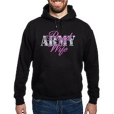 Proud Army Wife ACU Hoodie