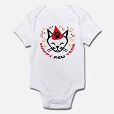 HAPPY MEW YEAR Infant Bodysuit