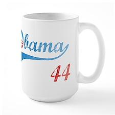 PRESIDENT OBAMA 44 Mug